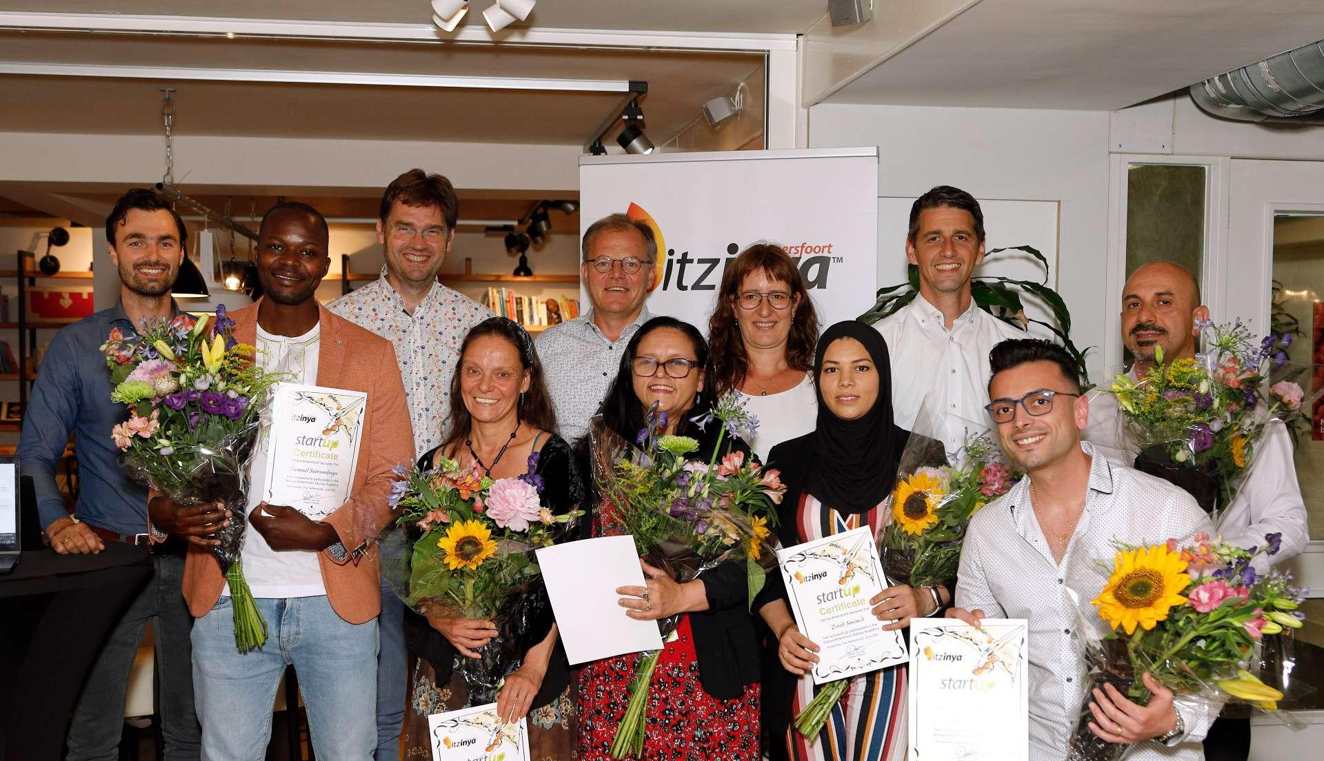 Diploma migrant-ondernemers